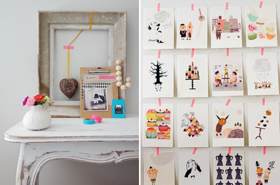 What To Do With Washi Tape washi tape | classy & cute