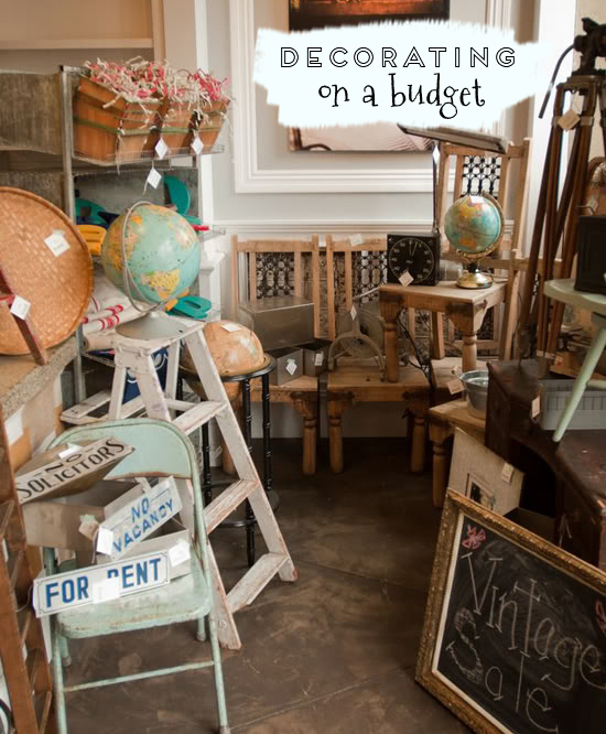 Decorating On A Budget decorating on a budget | at home in love