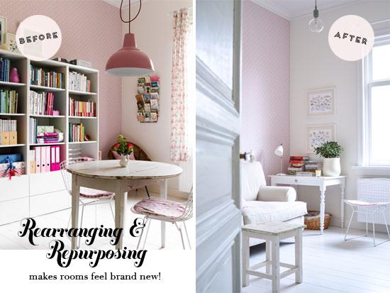 Rearranging And Repurposing