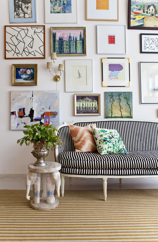 10 tips for decorating a rental - Things to put on a wall ...