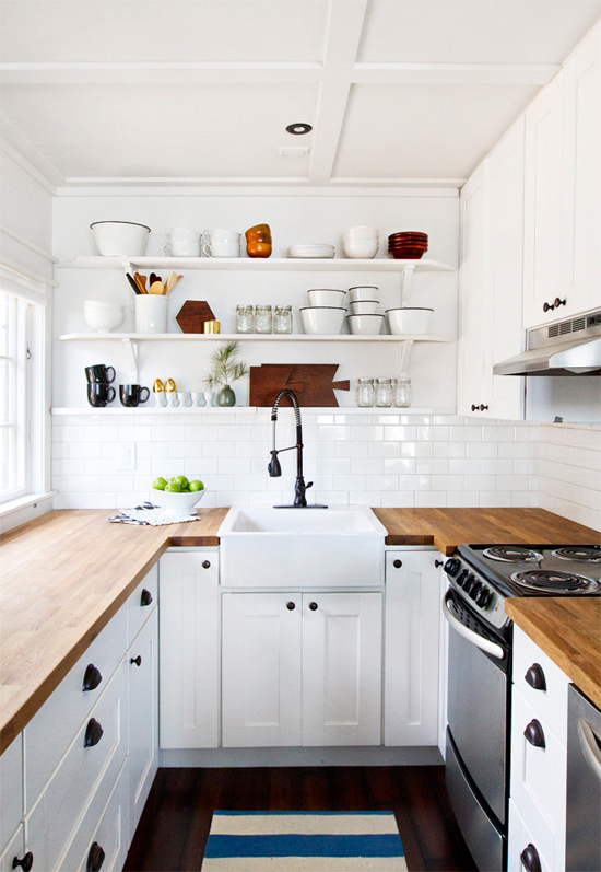 Butcher Block Counters | At Home In Love