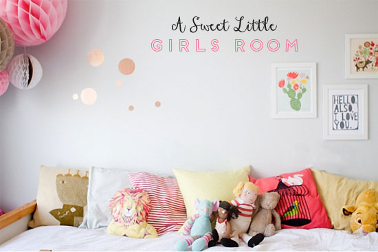A sweet little girls' room | At Home in Love