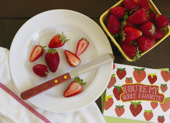 You're my berry favorite | At Home in Love
