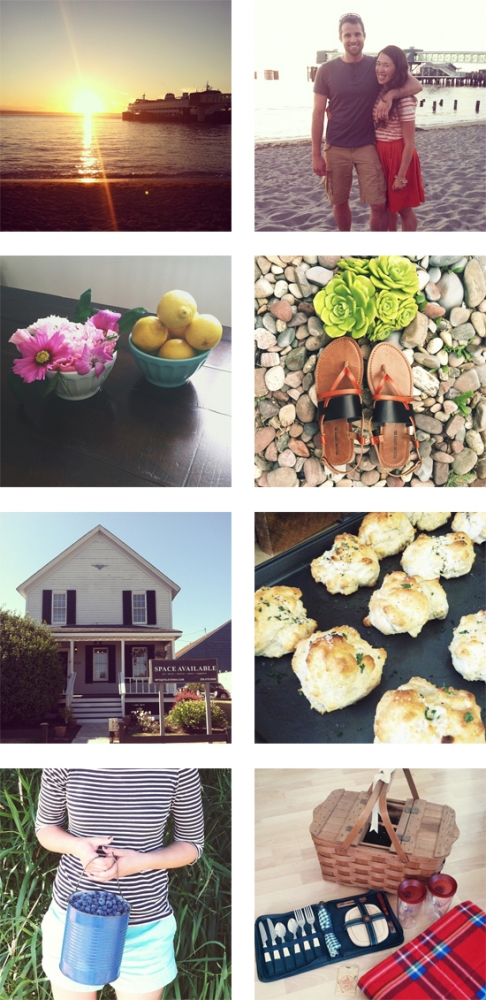 July Instagrams