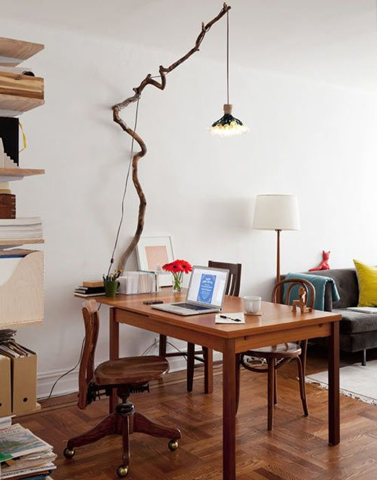 Branch Out Using Branches As Decor At Home In Love