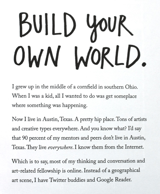 Build your own world