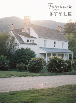 Farmhouse style | At Home in Love