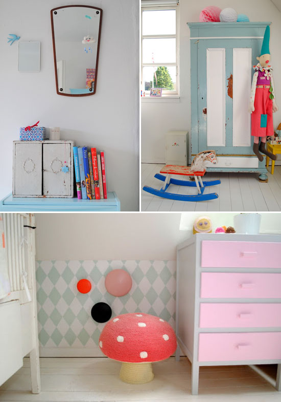 Cute ideas for kid's rooms