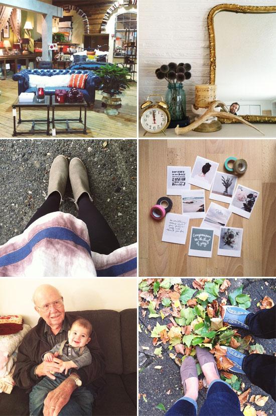 Instagram photos from September