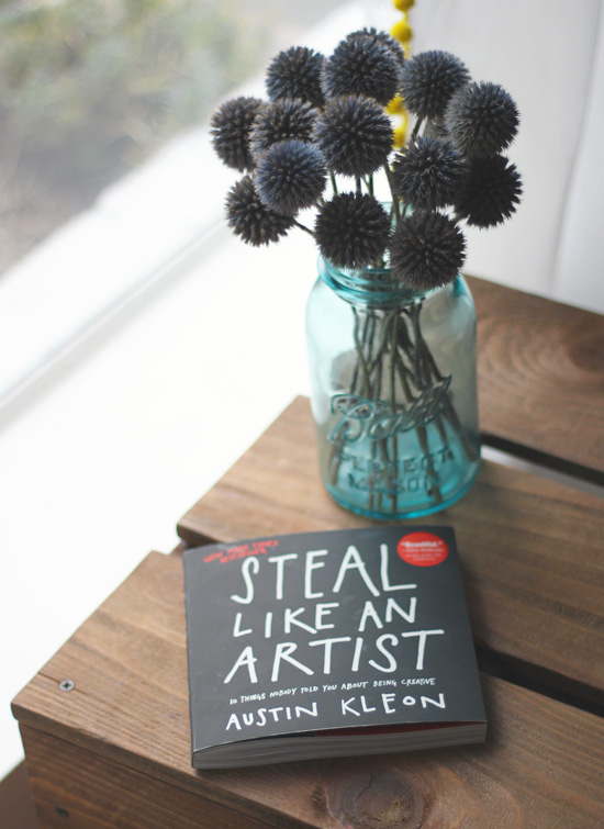 Steal like an Artist // At Home in Love