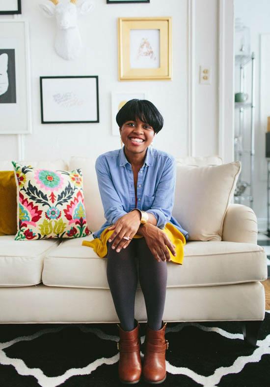 Aramide Esube's dream room makeover