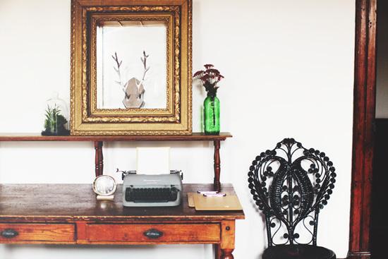 Elisabeth Eden's studio