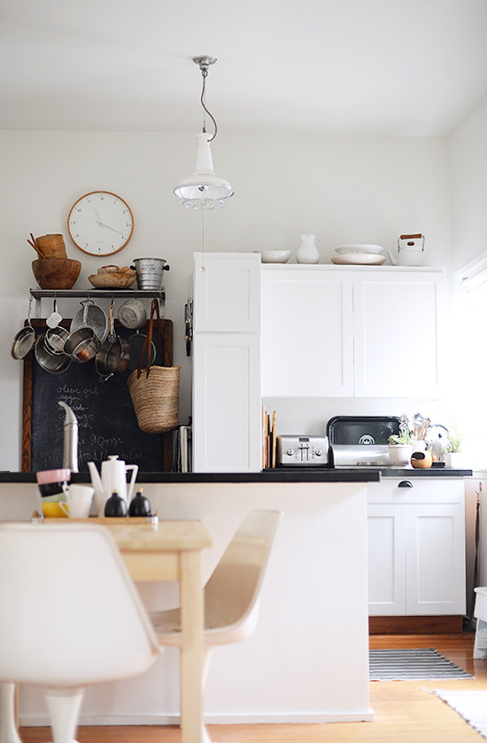 Sfgirlbybay's pretty kitchen