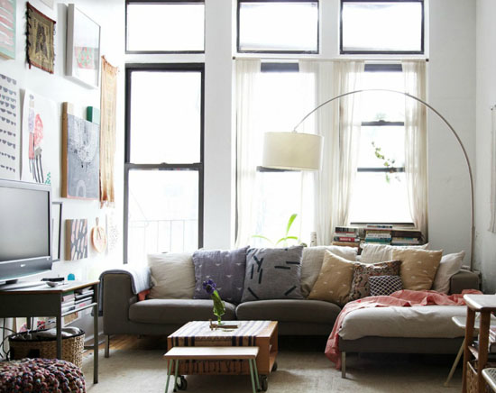 Love this beautiful apartment in Rue Issue 25
