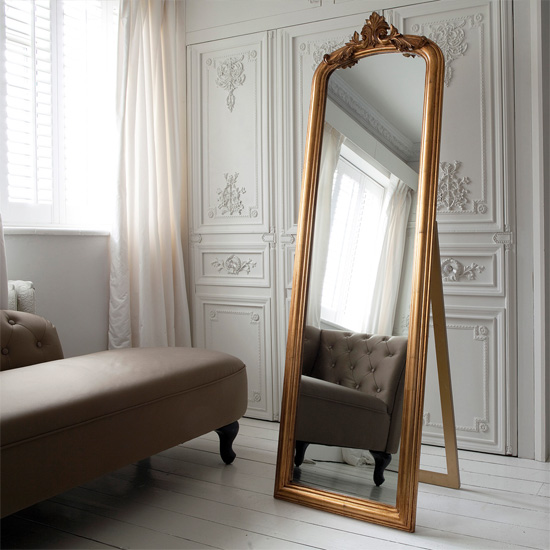 Beautiful floor length mirror