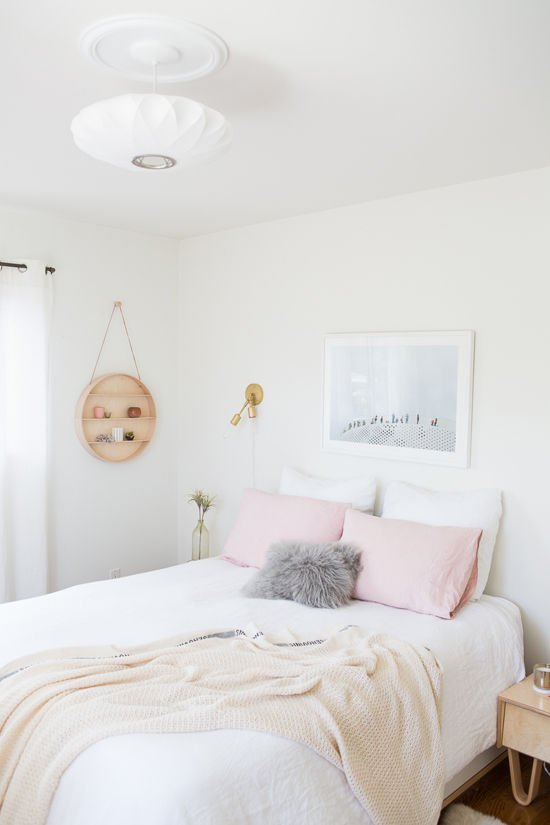 Designlovefest bedroom tour