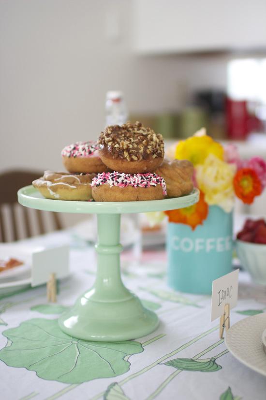 Donuts! Yum.