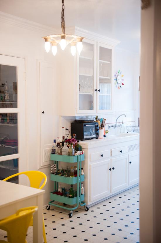Colorful Retro Apartment