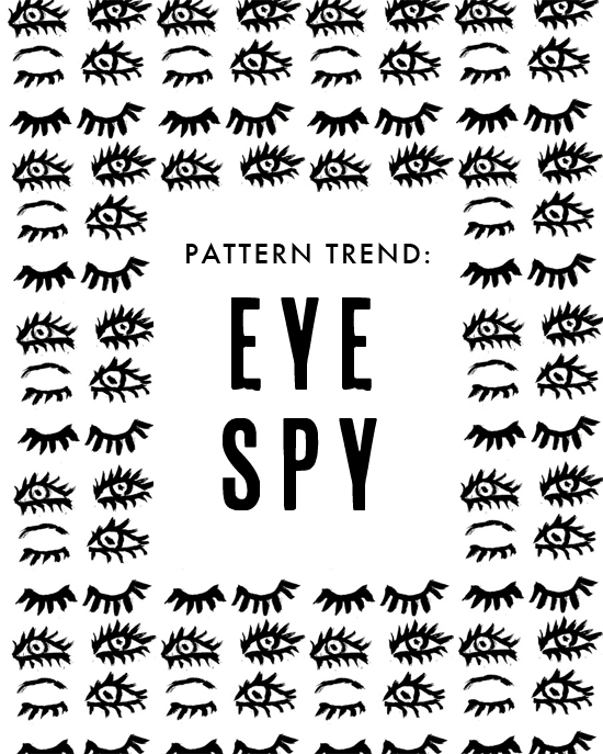 Pattern trend: Eye Spy