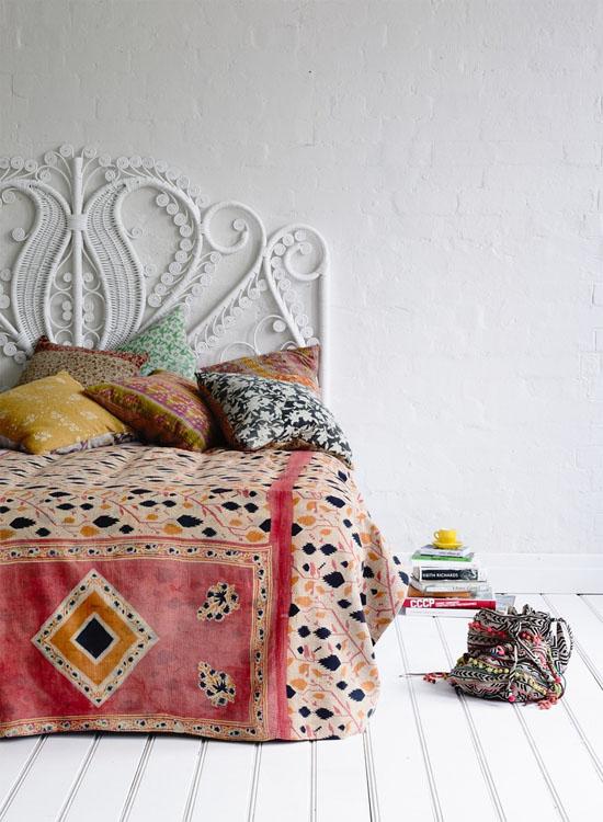 Gorgeous bohemian bedroom