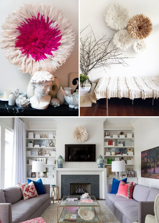 African juju hats // At Home in Love