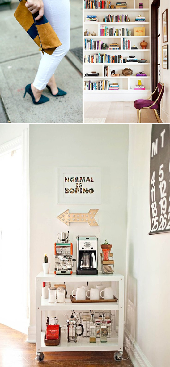 Pinspiration // At Home in Love