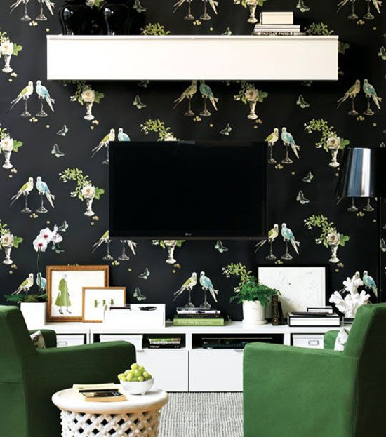 How to incorporate a TV into your decor seamlessly