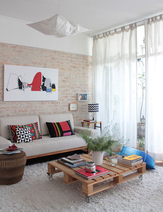 Sao Paulo Apartment Tour Paula Passini At Home In Love