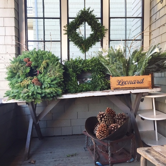 Getting excited for Christmas decor