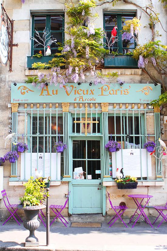 Planning a trip to Europe: Paris