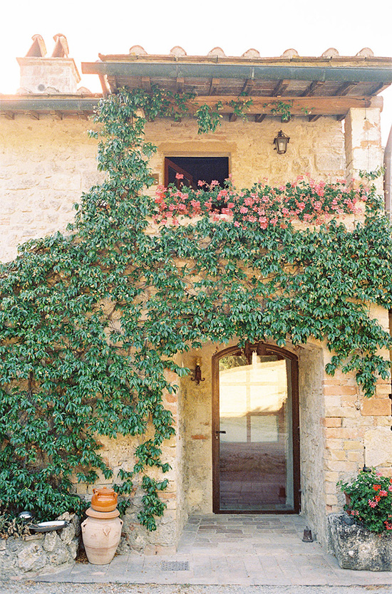 Planning a trip to Europe: Tuscany