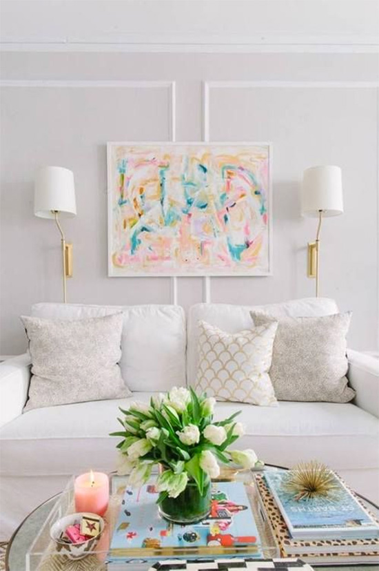Inspiration: Wall Sconces for Every Room | At Home In Love
