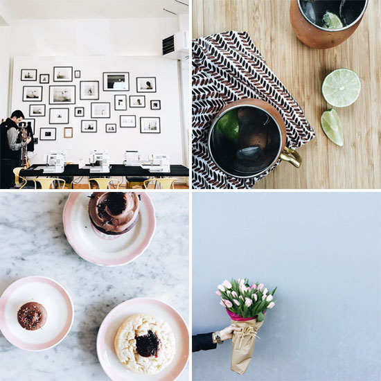 10 Instagram Accounts to Follow // Allie Seidel
