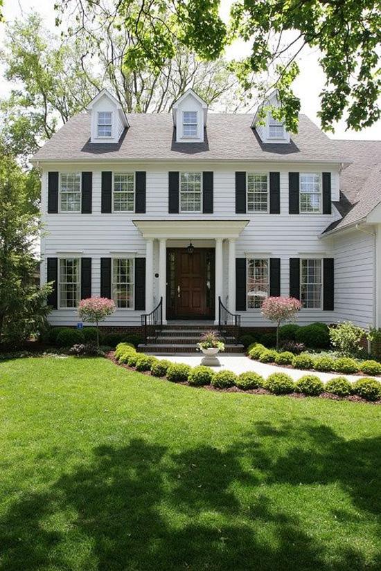 Dreaming of a white farmhouse