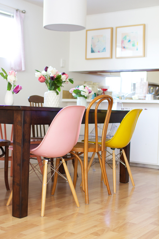 Genial Colorful Chairs