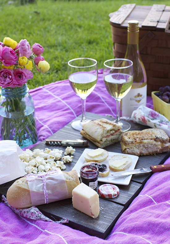Mother's Day picnic ideas