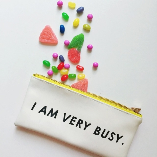 Very busy