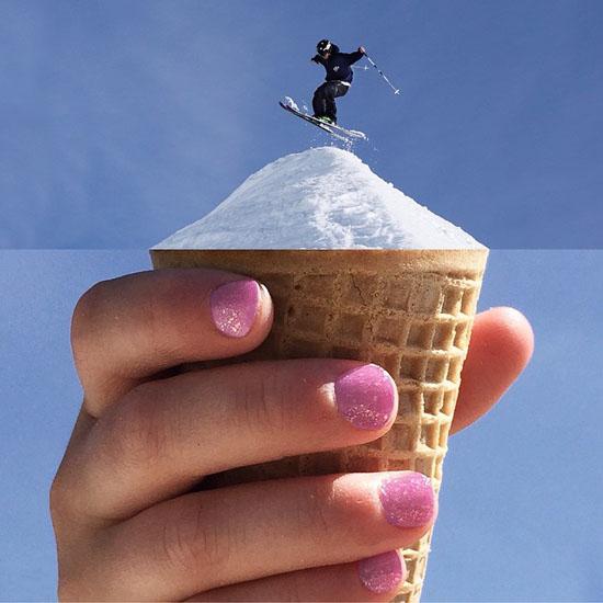 Snow-cone