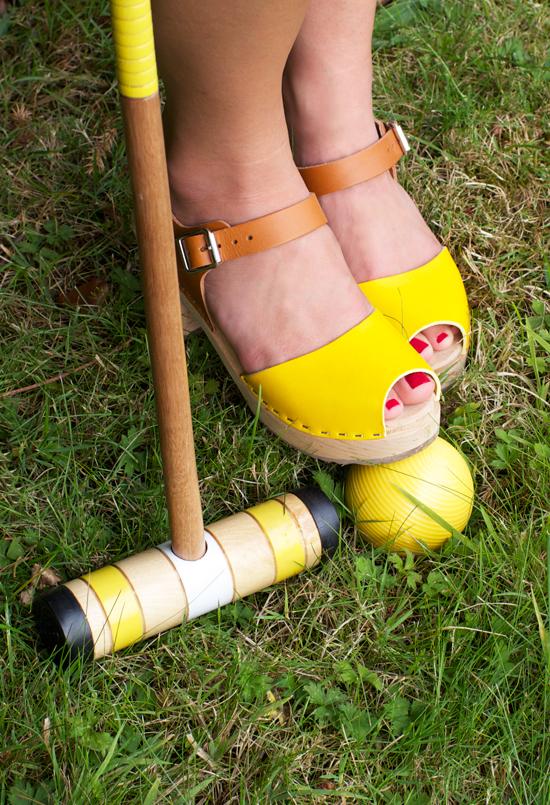 Croquet + Lottas