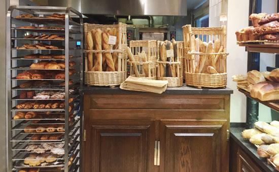 Mmm, French bread...