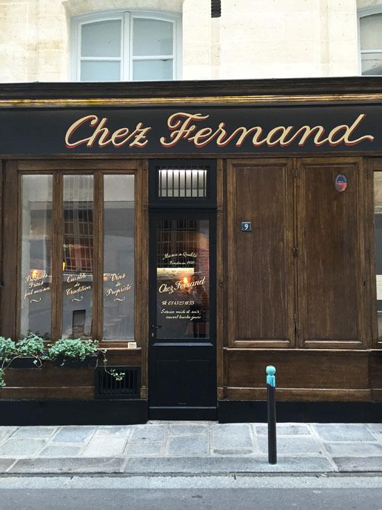 Chez Fernand