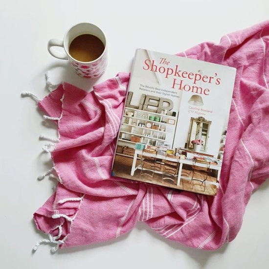 The Shopkeeper's Home - new interiors book