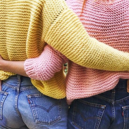 Bestie sweaters