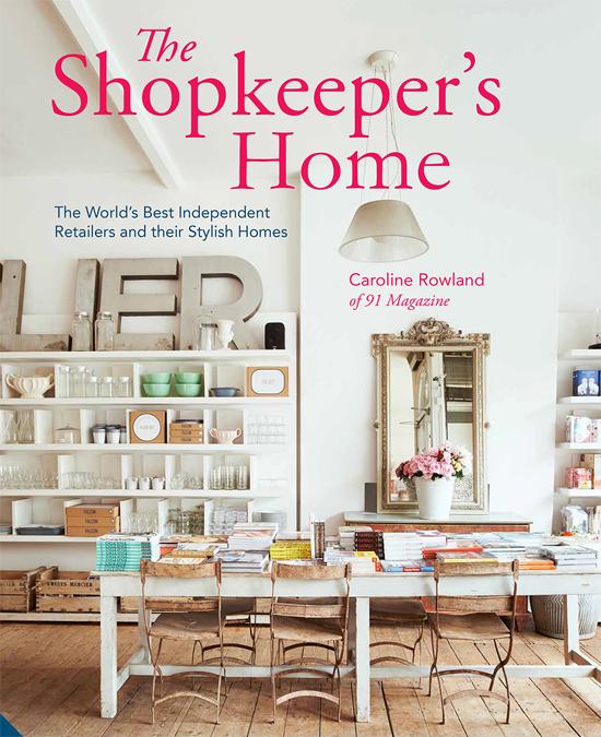 The Shopkeeper's Home, by Caroline Rowland