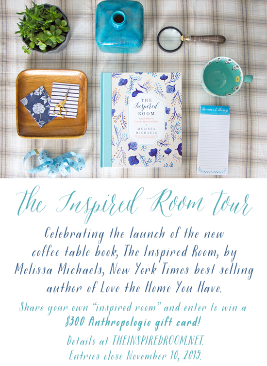 The Inspired Room Tour - Celebrating the Launch of the New Coffee Table Book - The Inspired Room