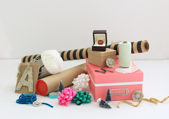 3 ways to wrap an odd-shaped gift