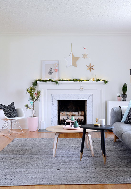 Pretty Christmas decor