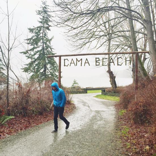 Cama Beach