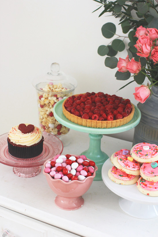 Easy Valentine's Day desserts
