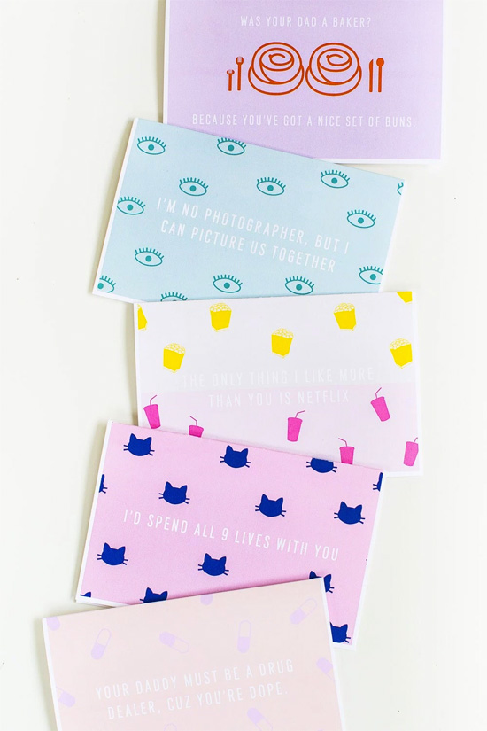 Cute printable cards